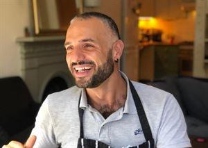 Italian Online Cooking classes with Luca